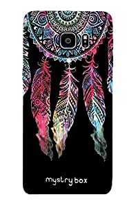 Samsung Galaxy A7 2016 A710 Uv Printed Back Cover by Videotronix