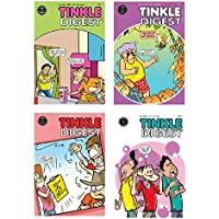 Best of Tinkle Digest Comics | Pack of 5 Books | Single Digest | Tales from Suppandi and Tantri Mantri inside