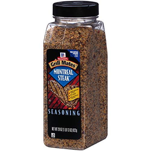 McCormick Montreal Steak Seasoning 822g Container