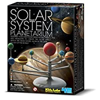 نموذج يمثل النظام الشمسي من فور ام 3427 - لعبة على شكل ساق تضيء في الظلام نموذج كواكب علم الفلك يُمكن تقديمها كهدية للأطفال والمراهقين والفتيات والأولاد