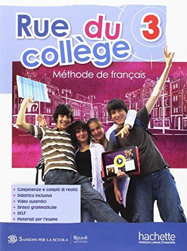 Rue Du College 3 Pack. Con Openbook