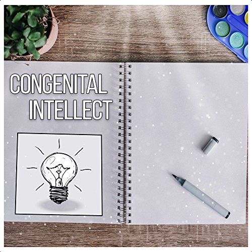 Congenital Intellect - Great Brain, Faster Learning, Save Easier, Quiet Science, Capacious Brain -