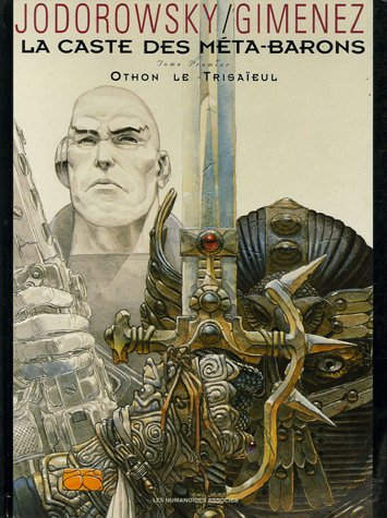 La caste des Méta-Barons, Tome 1 : Othon le Trisaïeul + Astéroïde hurlant : Pack 2 volumes