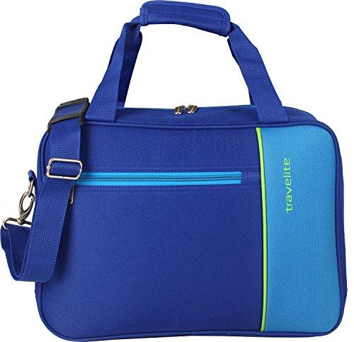 Travelite Portofino Bordcase Sac de cabine 41 cm blau royal grün
