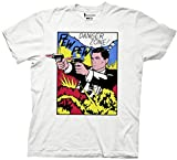 LYYJY Archer Pop Danger Zone Adult T-Shirt