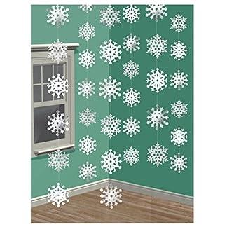 Weihnachten-Winter-Girlande-Schneeflocken-6-x-2-Meter-Schneehnger