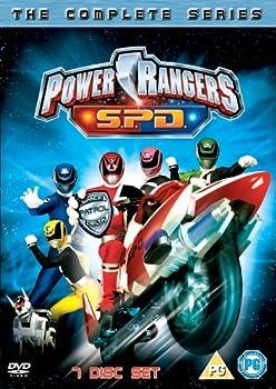 Power Rangers: SPD (Complete Series) [DVD] ┃ Cheapest DVDs 》 123PriceCheck.com