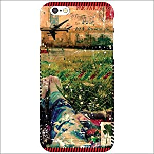 Apple iPhone 6S Back Cover - Scenery Designer Cases