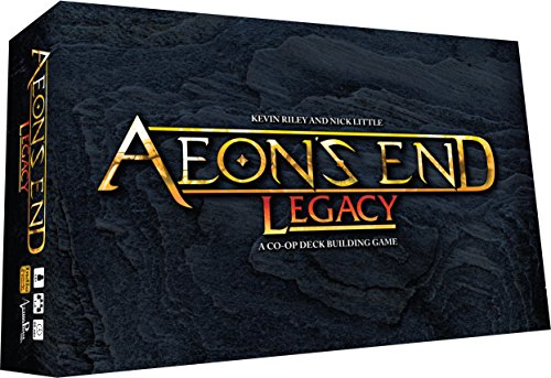 Indie Board & Card Games IBG0AEL1 Aeon\'s End: Legacy, Mehrfarbig