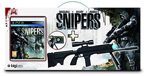 20 Ps3-spiel-karten (Snipers inkl. Sniper Gun)