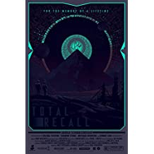 TOTAL RECALL – Arnold Schwarzenegger – US Movie Wall Poster Print - 30CM X 43CM Brand New