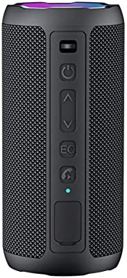 Portable Bluetooth Speaker IPX7 Waterproof Support Home Theater