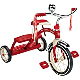 #33 CLASSIC RED DUAL DECK - Retrodreirad von Radio Flyer