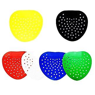 Urinario Protector Filtro Rejilla Urinario 6 Colores 30 Piezas