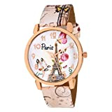 PARIS Stylish Limited Edition Combo Designer Analog Watch For Women /Girls Pack of 1