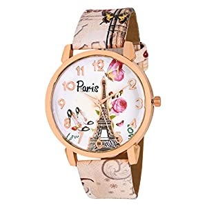shayona international Analogue Multicolor Dial Girl's & Women's Watch - Si-W4