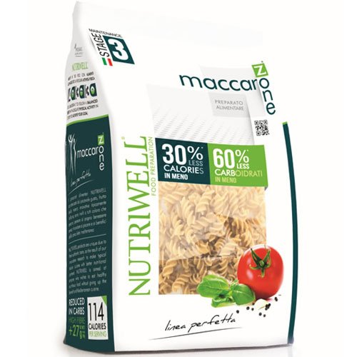 Nutriwell pasta a zona stage3 fusilli 250g