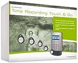 Unbekannt SCM Chipdrive Timerecording Touch&Go Starterkit für bis zu 25 Mitarbeiter (Komplettpaket)