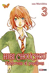 Hibi Chouchou - Edelweiss & Papillons Edition simple Tome 3