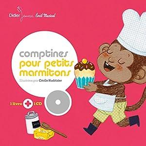 """Afficher """"Comptines pour petits marmitons"""""""