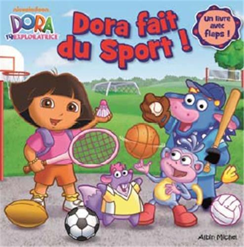 Dora fait du sport !