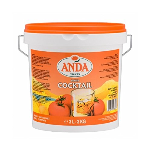 Anda - Sauce Cocktail 3 L