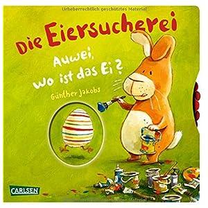 Die Eiersucherei: Auwei, wo ist das Ei?