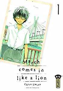 March comes in like a lion Edition simple Tome 1