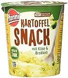 Pfanni Kartoffel Snack Kartoffelpüree mit Käse & Brokkoli 1 Portion