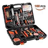 Tool Kits, CATUO 100pc Tool Set - Repair Tool Screwdriver Tool For DIY