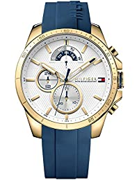 Tommy Hilfiger Analog White Dial Men's Watch - TH1791353