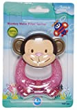 #6: Ole Baby BPA Free Cute, Colorful, Lightweight and Durable Monkey Shaped Teether, Soother For Infants 3-6 months.