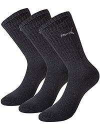 PUMA Sport 3p, Socke lang Sport, Unisex - Erwachsene, Sport 3P