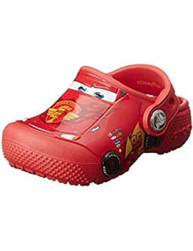 Crocs Fun Lab Cars Clog Kids, Zuecos Unisex niños