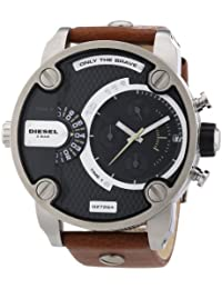 Diesel Men's Quartz Watch SBA DZ7264 with Leather Strap