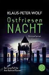 Ostfriesennacht (Nr. 13): Kriminalroman (Ann Kathrin Klaasen ermittelt)