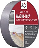 Kip Washi Tec Malerband 209-23 - Fineline Klebeband für das Abkleben von empfindlichen Untergründen 24mm x 50m