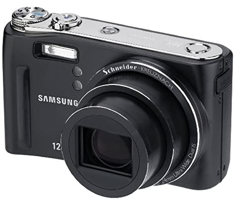 Samsung WB550 Digitalkamera (12 Megapixel,24mm Weitwinkel,10x optischer Zoom, Dual IS, HD-Video, HDMI) schwarz