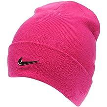 12d7d0f6a038 Nike Bonnet bonnet rose avec logo junior en métal pour enfants de six à ...