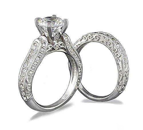 vict7-top-grade-15-carat-simulated-diamond-victorian2-designer-ring-set-925-silver