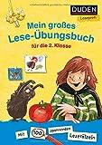 Duden Leseprofi – Mein großes Lese-Übungsbuch für die 2. Klasse: Mit über 100 spannenden Leserätseln (DUDEN Leseprofi 2. Klasse)