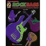 Bass Builders Rock Bass By Jon Liebman+ CD