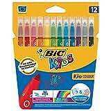 12 feutres kid couleur lavables