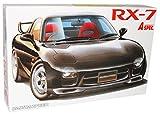Fujimi Mazda Rx7 Rx-7 A-spec Coupe Schwarz Bausatz Kit 1/24 Modellauto Modell Auto