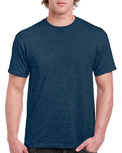 Gildan Ultra Cotton? Erwachsene T-Shirt Gr. L, Blue Dusk (Erwachsene Ultra Cotton T-shirt)