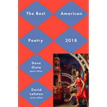 Best American Poetry 2018 (English Edition)