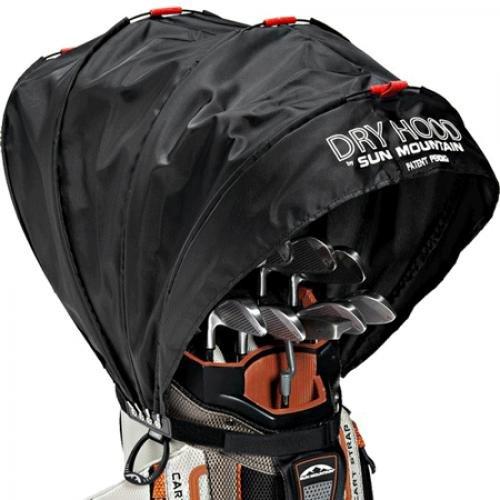 DRY HOOD Capuchon de pluie pour tous types de sacs de golf