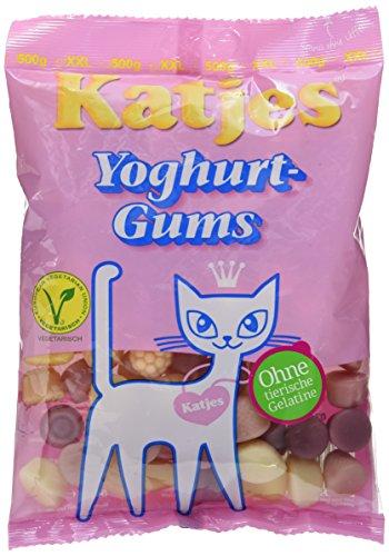 Süßigkeit mit Joghurt-Geschmack – Der Klassiker unter den Süßigkeiten in der Großpackung (12 x 500 g) ()