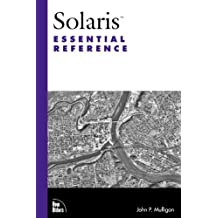 Solaris Essential Reference