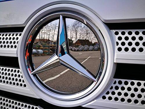 Mercedes Benz Actros MP4Star Dekoration